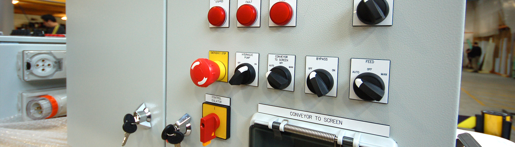 Switchboard Manufacturing : Switchbuild